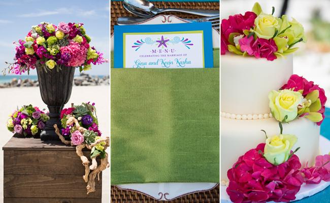 Цветна сватба