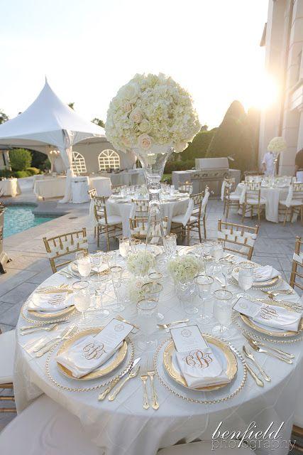 Сватба около басейн