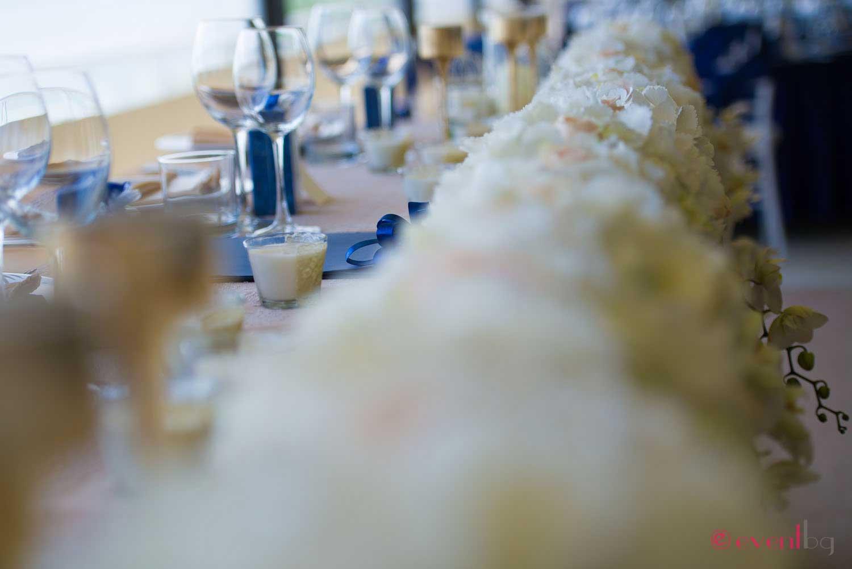 Булчинска маса украса
