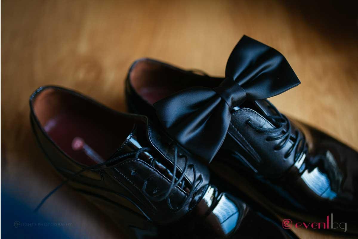 Обувки за младоженец