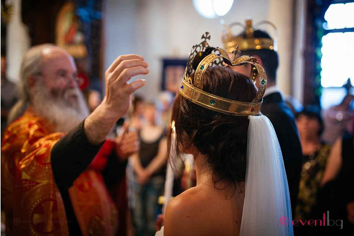 Организиране на Църковен брак