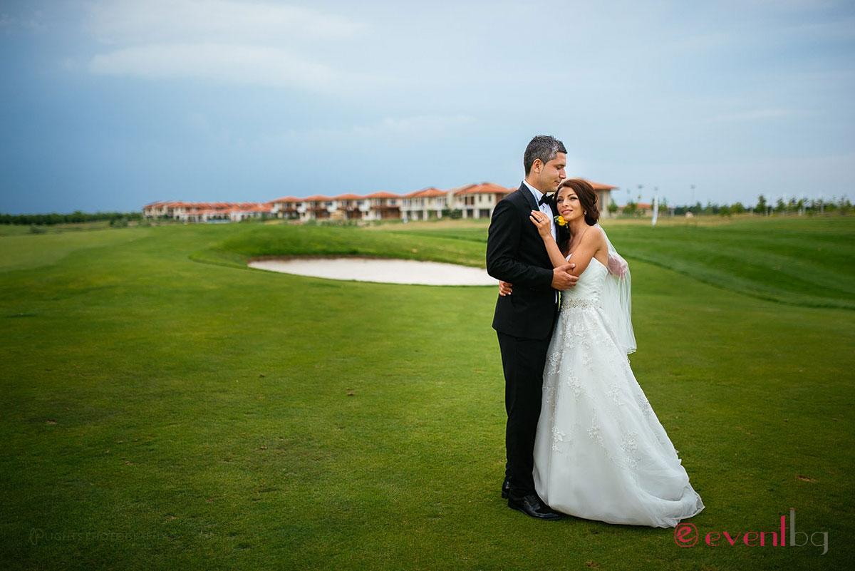Сватбена фотосесия - Организиране