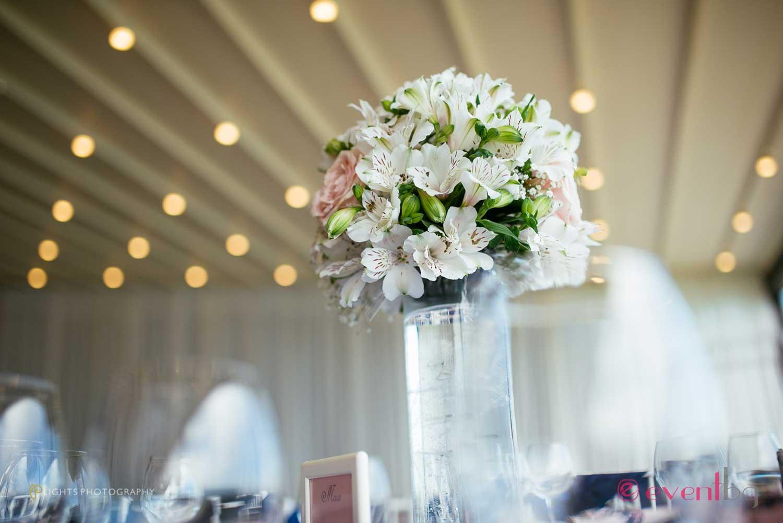 стъкленици за сватбена украса