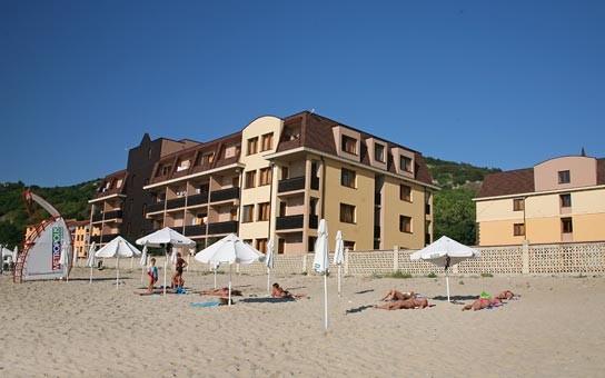 Сватба на плажа - Хотел