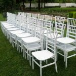 бели столове под наем