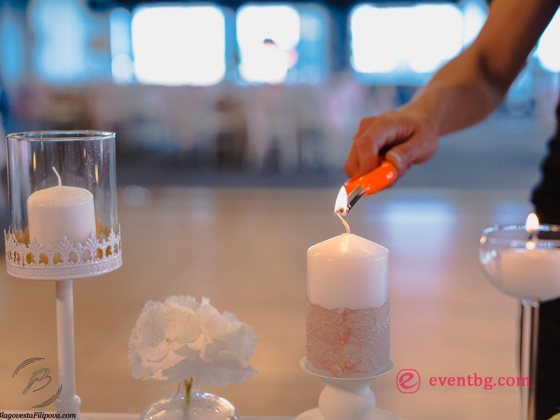 Сватбена Декорация от Eventbg Agency