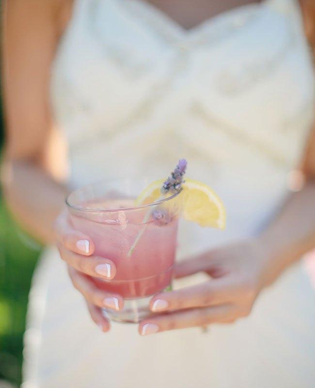 Лавандула за декорация на сватба