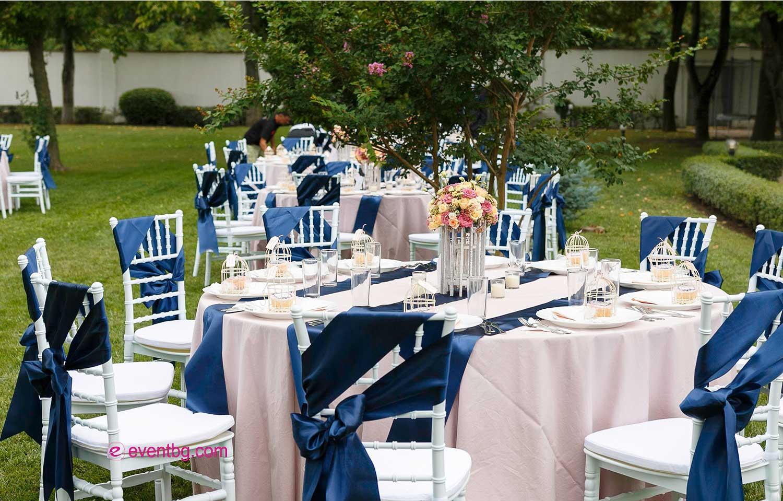 Луксозно имение за сватба