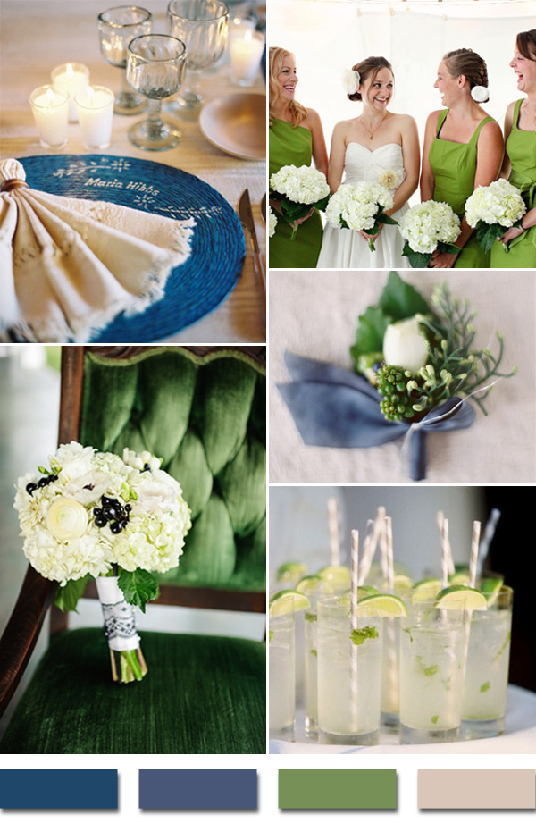 тенденции в сватбената украса