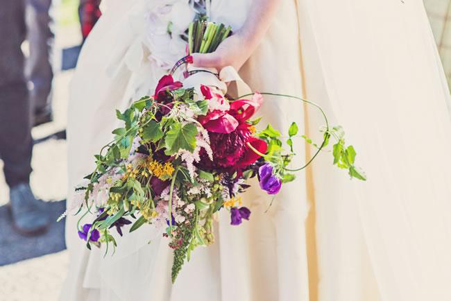 Тенденции за украса с цветя 2015