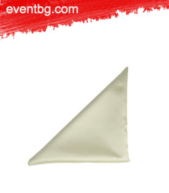 Платняна салфетка под наем - слонова кост