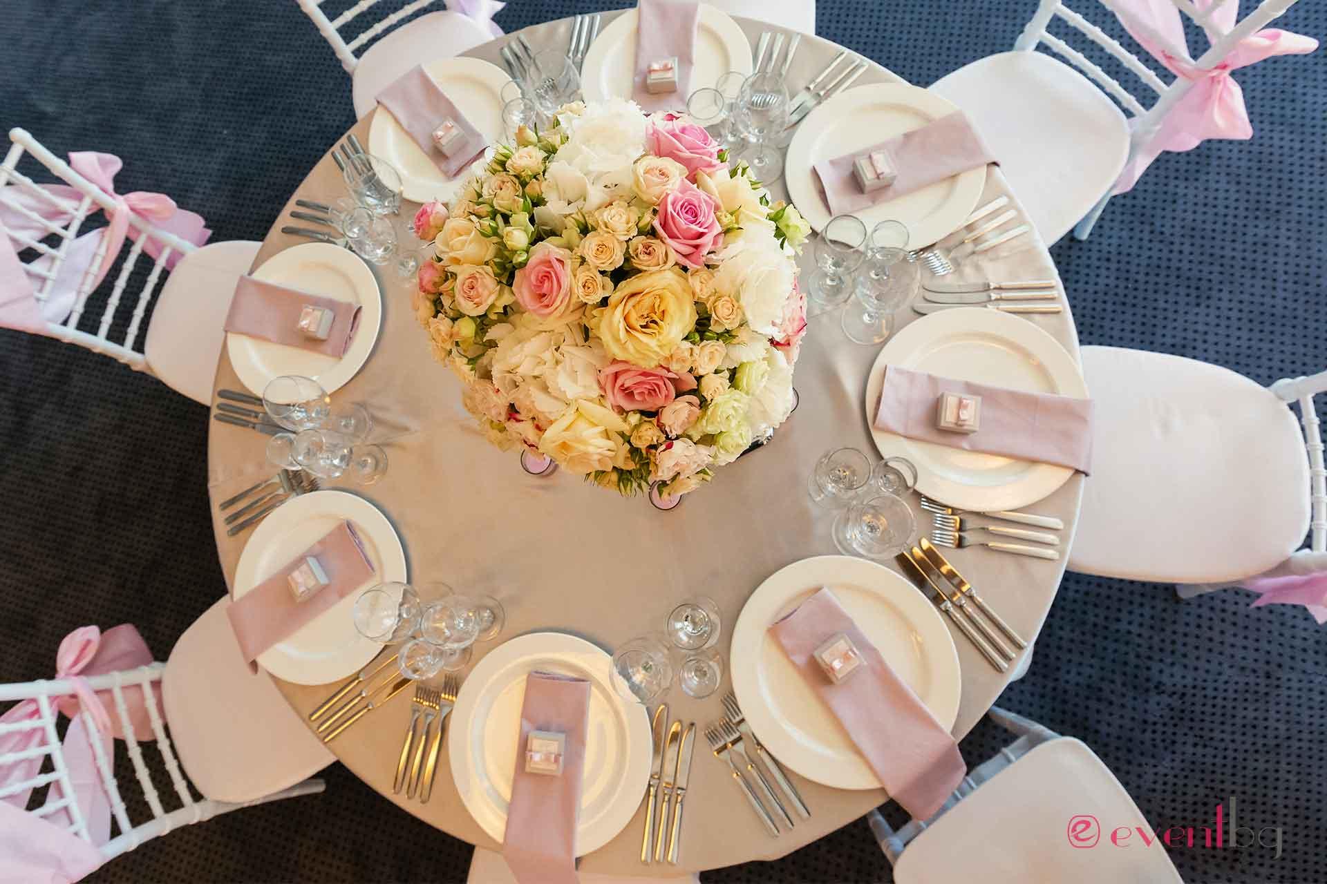 Сватбена украса и агенция
