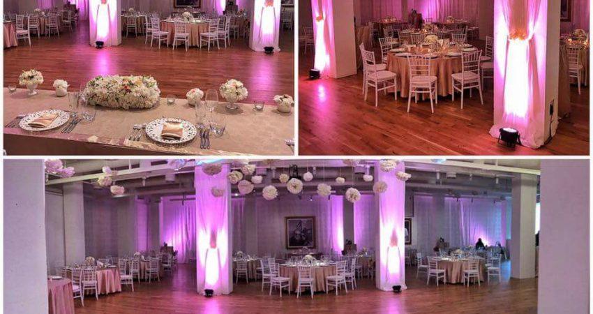 Сватбена украса и декорация