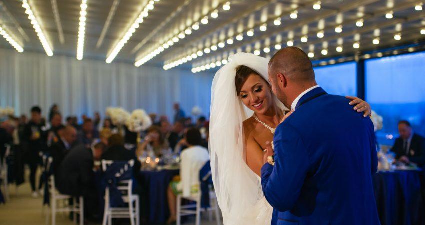 брачен танц