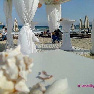Сватба на плажа