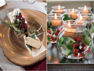 Cozy style за Зимни сватби