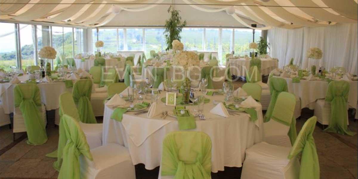 Локация за сватби - ресторант