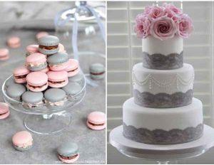 Read more about the article Комбинации с цвят розово за сватби през 2017г