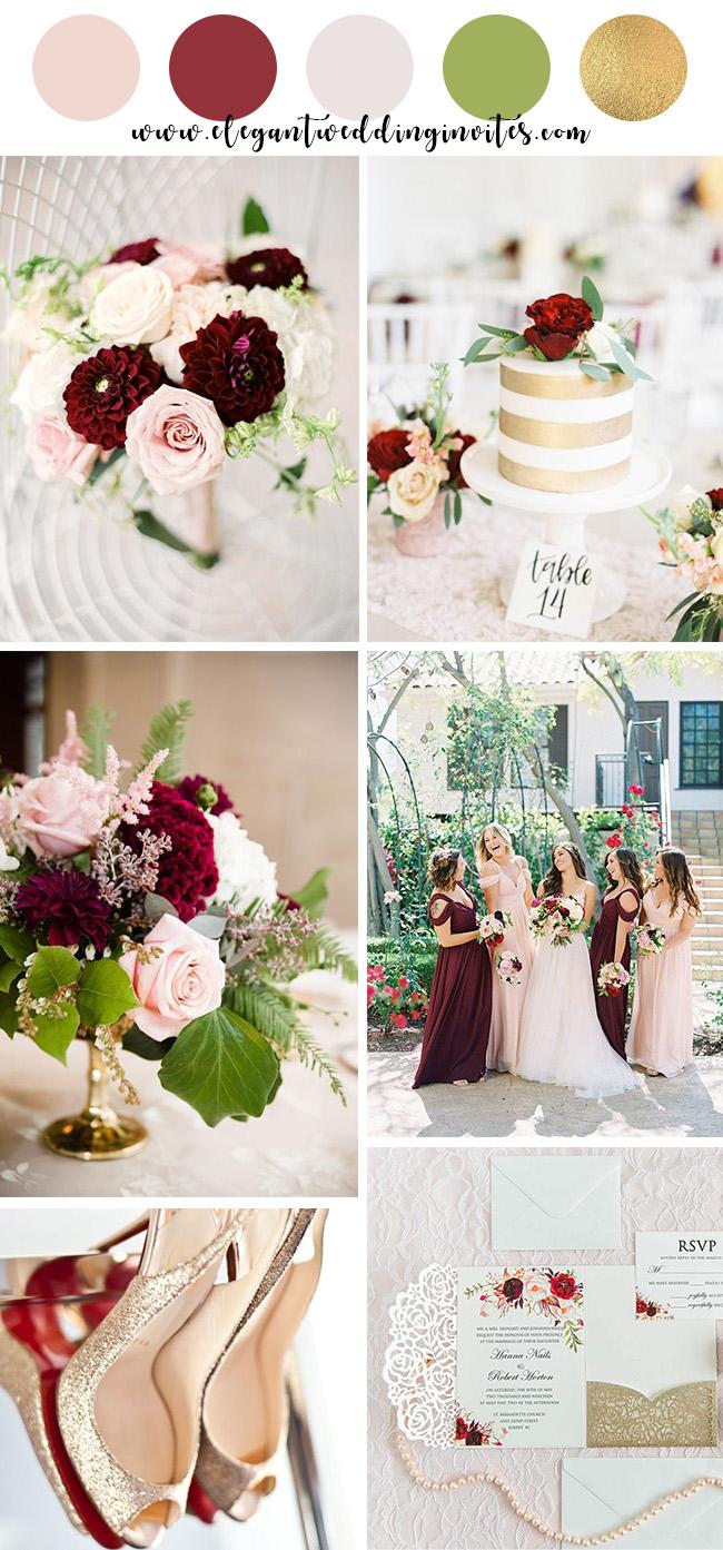 8 прекрасни цветове за сватба през Пролет-Лято 2019г